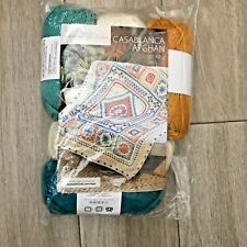Annie's Moroccan Tile Afghan Kit #2 ~ NEW