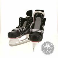NEW Bauer Vapor X500 Junior Ice Hockey Skates in Black / Red / White - 4.5 D