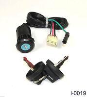 For HONDA TRX250 Ignition Key Switch 1997-2001 ATV NEW