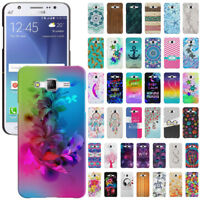For Samsung Galaxy J5 J500 Phone Various Design Protector Hard Back Case Cover