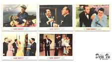 High Society Original Lobby Card Set of 5 - Bing Crosby - 1956 - VF