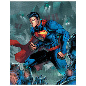 DC Comics Superman 1000 Piece Jigsaw Puzzle Christmas Stocking Birthday Gift