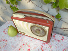 Kofferradio Akkord Radio Kessy 529/1900 1959 Superhet portable receiver