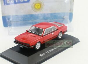 1/43 Scale TORINO LUTTERAL COMAHUE SST 1978 Diecast Model Has Flaw