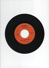 """THE COLLAGE 7"""" 45 SIGNED 1967 COLISEUM #201469 GIRL DONT TELL ME PSYCH ROCK"""