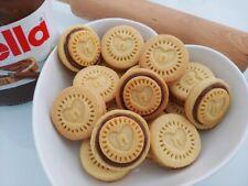 Nutella Biscuits formine biscotti formine per biscotti cookie cutters tagliap...