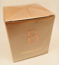 B BOUCHERON Edp 30ml Vapo VINTAGE Version  SEALED Perfume!!
