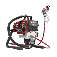 Titan Impact 440 Skid Airless Paint Sprayer 805-000