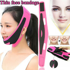 V Line Tighten Face Strap Women Facial Slimming Beauty Face Lift Bandage Belt