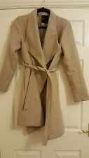 Ladies camel coat size 12