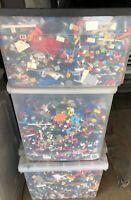 Huge Lego 20 pounds of Lego Bulk Lbs Mixed Themes Legos Lot 4