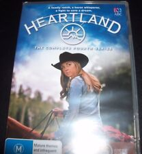 Heartland The Complete Fourth Season 4 (Australia Region 4) ABC DVD – New
