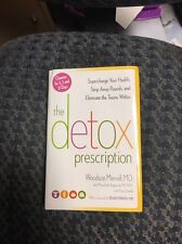 The Detox Prescription: Supercharge Your Health by Woodson Merrell (Hardcover)