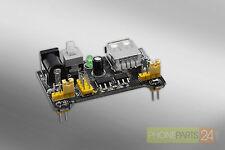 Breadboard Power Supply MB102 3.3V / 5V für Arduino Netzteil