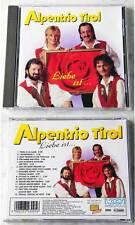 ALPENTRIO TIROL Liebe ist... 1994 Koch CD TOP