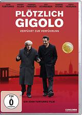 DVD * PLÖTZLICH GIGOLO | WOODY ALLEN # NEU OVP $