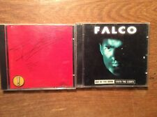 Falco [2 CD Alben] Out of the Dark + 3 III ( Jeanny Rock me Amadeus Vienna )