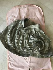 ZAC POZEN metallic Skirt