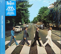 The Beatles Abbey Road 50th Anniversary CD NEW 1-disc