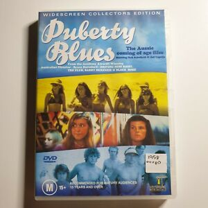 Puberty Blues | DVD Movie | Drama/Teen | 1981 | Charlotte Best, Nell Schofield