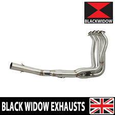 Z900 RS Cafe Exhaust Headers 4-1 Race De-cat Front Down pipes 2018 2019 2020