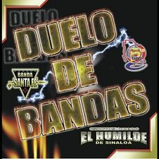 Various Artists : Duelo De Bandas CD