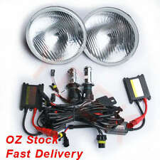 "7"" Round light 55W HID for Ford F100 F150 Falcon XP XW XA XB XC XT XY GT Mustang"