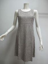 CREAM vestido mujer sin mangas encaje LONNIE 64100 col. BEIGE T. L verano 2014