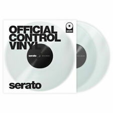 "12"" Serato Control Vinyl Performance Series Official 2xlp Clear"