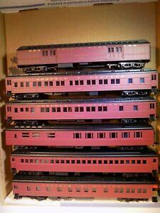 IHC HO Scale Norfolk & Western HWT Set (6 Cars) NEW
