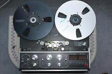 REVOX B 77 STEREO 9,5/19 cm, accessori manuale di istruzioni, bande di bobine