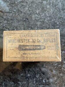 vintage ammo box winchester