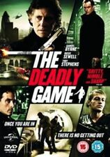 The Deadly Game [DVD, 2013], Toby Stephens, Rufus Sewell, Gabriel Byrne