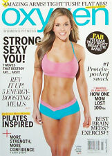 Oxygen Magazine May 2014 Womens Fitness Kathleen Tesori