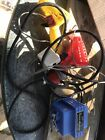 vintage scalextric controllers 2 Also Minimodels 12 V Transformer Untested