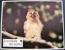 LE TERRITOIRE DES AUTRES - Gérard Vienne - SET 16 PHOTOGRAPHIES D'ÉPOQUE (1970)