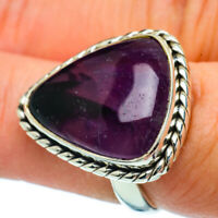 Amethyst 925 Sterling Silver Ring Size 7 Ana Co Jewelry R36571F