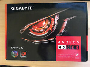 GIGABYTE Radeon RX 570 GAMING 4GB GDDR5 Graphics Card