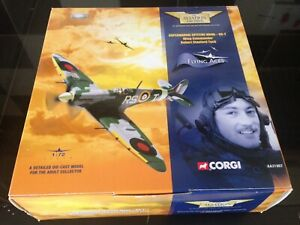 Corgi Aviation Archive AA31907 Spitfire MkVb RS-T WC  Stanford Tuck RAF  MIB