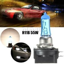 H11B 55W Car Xenon Halogen Light Headlight Bulbs Lamp Bright White 6000K DC12V