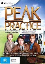 - Peak Practice : Complete Series 3 (DVD, 4-Disc Set) AS NEW [REGION 4] $19.25