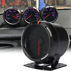 "2.36""/60mm Car Moto Tacho Meter 9000 RPM Indicator Pointer Tachometer Gauge"