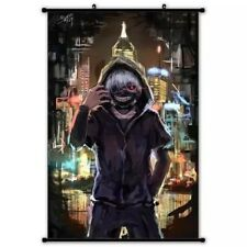 "8""*12"" Home Decor Japanese Anime Tokyo Ghoul Wall Poster Scroll 2904"