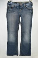 Silver Jeans Aiko Bootcut Womens Medium Wash Size 29 Boot Cut Meas. 29x30