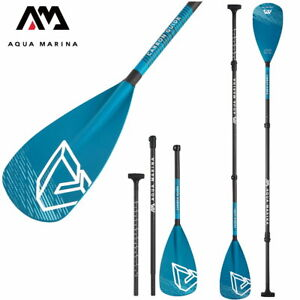 Aqua Marina CARBON GUIDE SUP Paddel Stand up Paddle 3-teilig super leicht