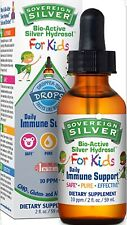 Soverign Silver Daily Immune Support For Kids