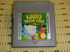 Kirby's Dream Land für GameBoy und Color und Advance