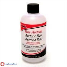 BL Super Nail 8 oz Pure Acetone Polish Remover - Two PACK