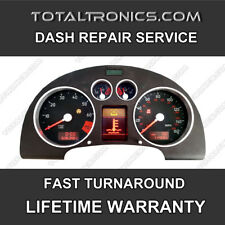 AUDI TT A3 A4 A6 INSTRUMENT CLUSTER REPAIR - FUEL OR TEMP GAUGE REPLACEMENT
