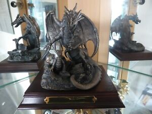Myth & Magic - 3353 Dragon's Nursery - RARE Large Parents Children Babies School